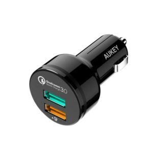 AUKEY-CC-T7-Car-Charger-with-Dual-Port-Quick-Charge-3.0-1-595×595