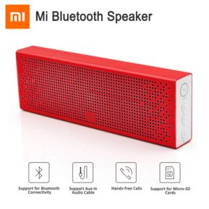 Mi BT speaker Red