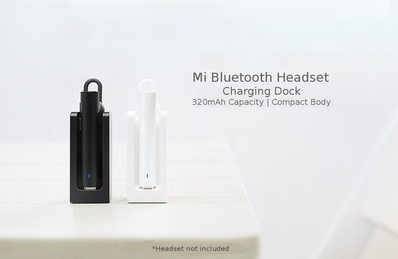 Mi Bluetooth Headset Charging Dock 320mah Battery
