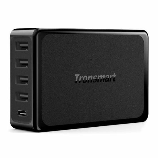 Tronsmart U5P 60W Desktop Charger