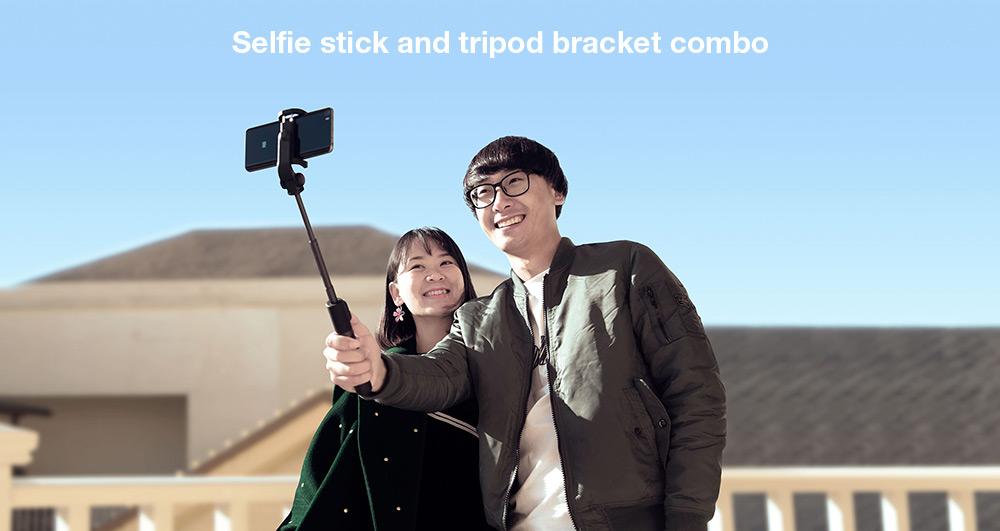 selfie stick with tripod bracket combo pakistan