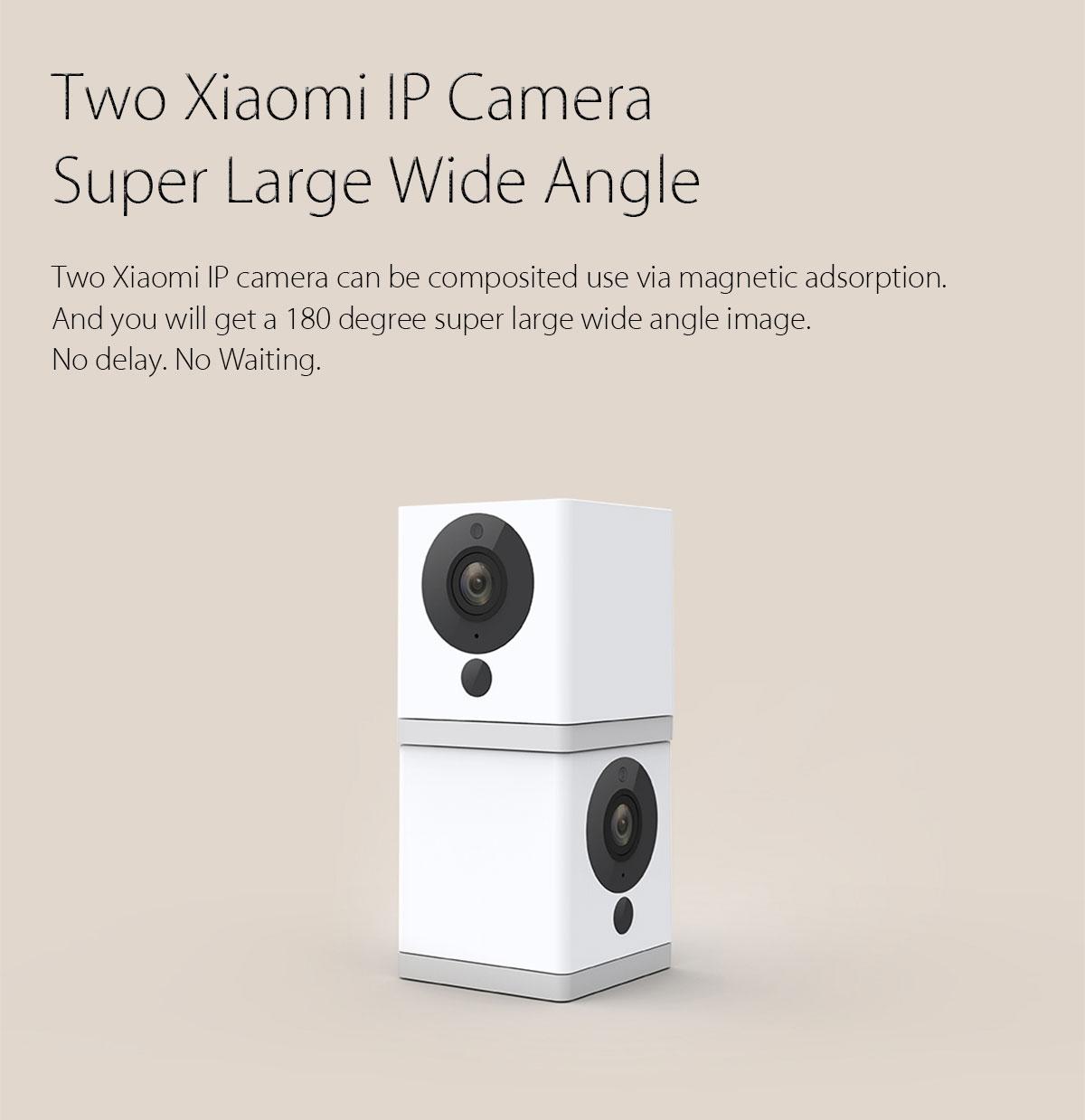 Xiaomi Xiaofang IP Smart Camera
