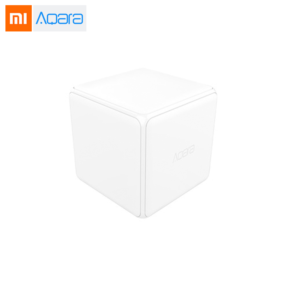 xiaomi aqara magic cube controller for smart home white torumart pakistan. Black Bedroom Furniture Sets. Home Design Ideas