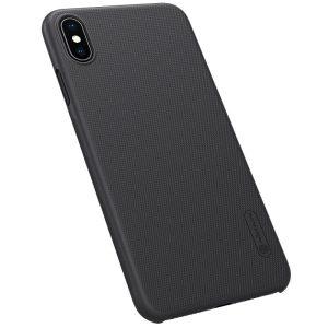 iPhone XS Max Nillkin Super Frosted Shield – Black