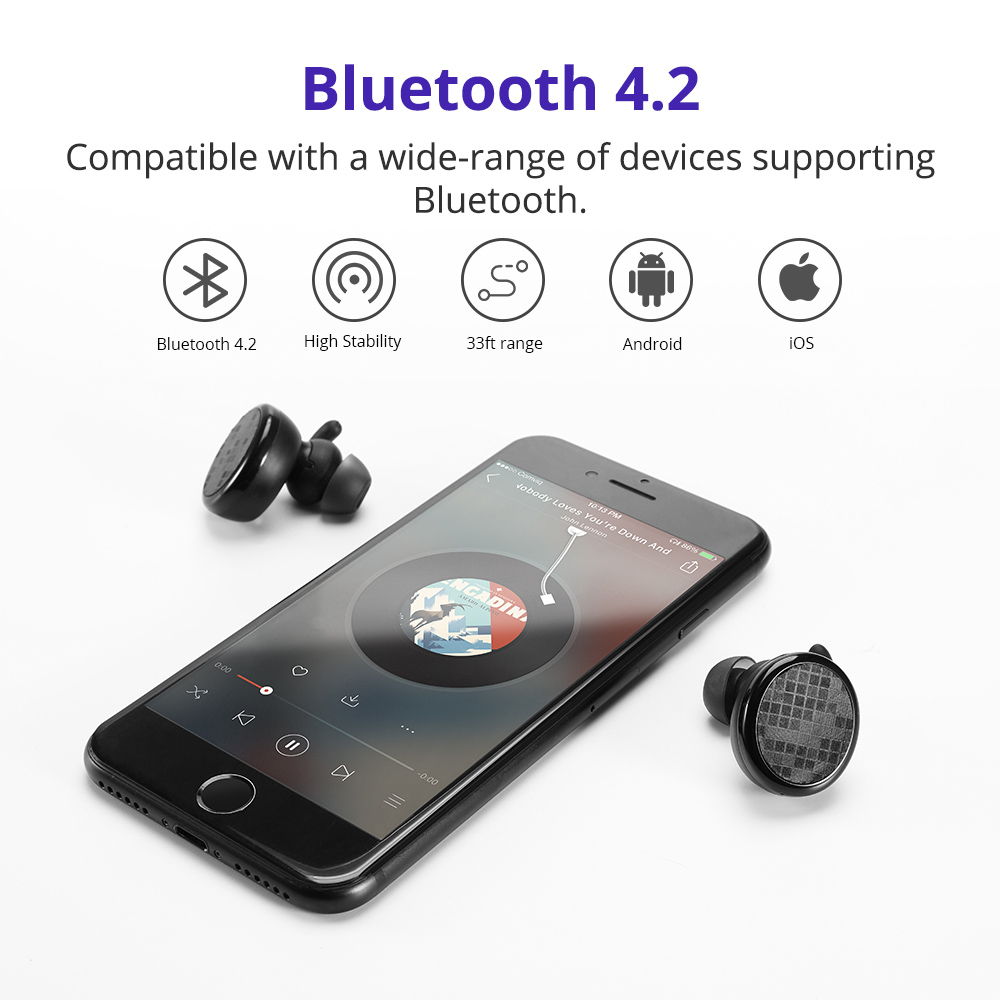 Tronsmart Encore Spunky Buds Wireless Earphones