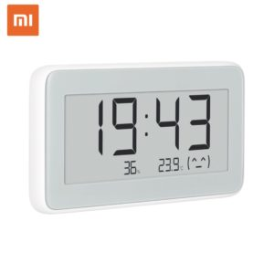 Mi Multifunctional Digital Clock with Temperature & Humidity Monitor 1