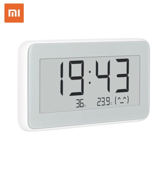 Mi Multifunctional Digital Clock with Temperature & Humidity Monitor