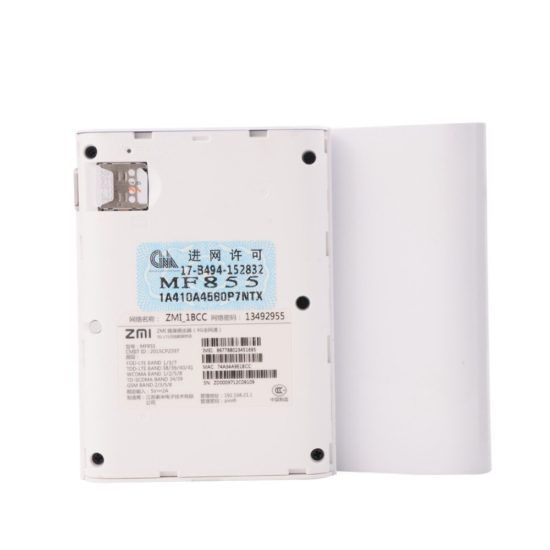 4g sim support router portable