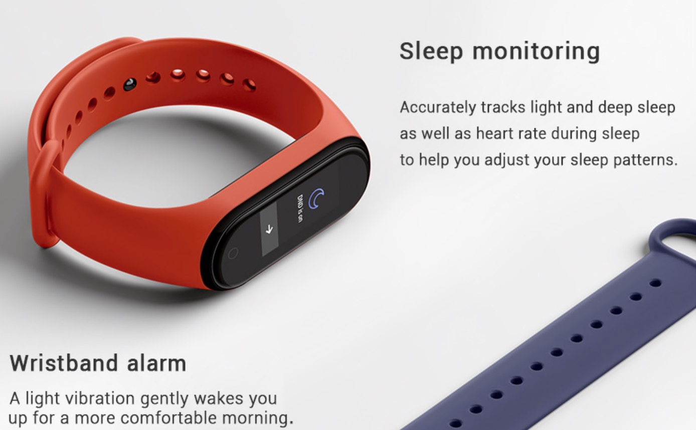 Accurately monitor night sleep Monitors deep sleep, light sleep, heart rate and other data analysis to help you adjust your sleep habits