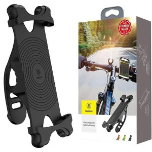 Baseus bicycle mount holder main black