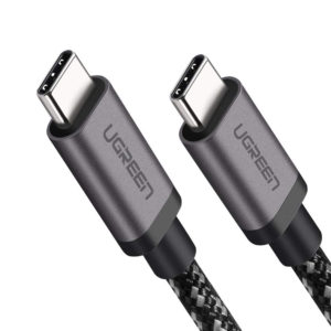 Ugreen-Braided-Type-C-USB-3.1-PD-Cable-Support-3A-Fast-Charging-1