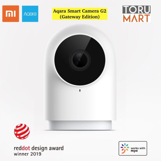 Xiaomi Aqara Smart Camera G2 (Gateway Edition) Pakistan