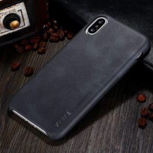 iPhone X/XS Premium PU Leather Case by X-Level (Vintage Series)