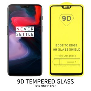 oneplus 6 9d tempered glass 2