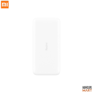 Front view of Redmi 20000mAh Power Bank