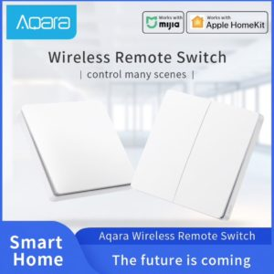 Aqara Wireless Remote Switch (Upgraded Version) – 1 main