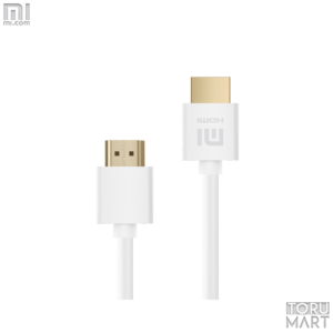 Plugs of Mi HDMI High Definition Cable
