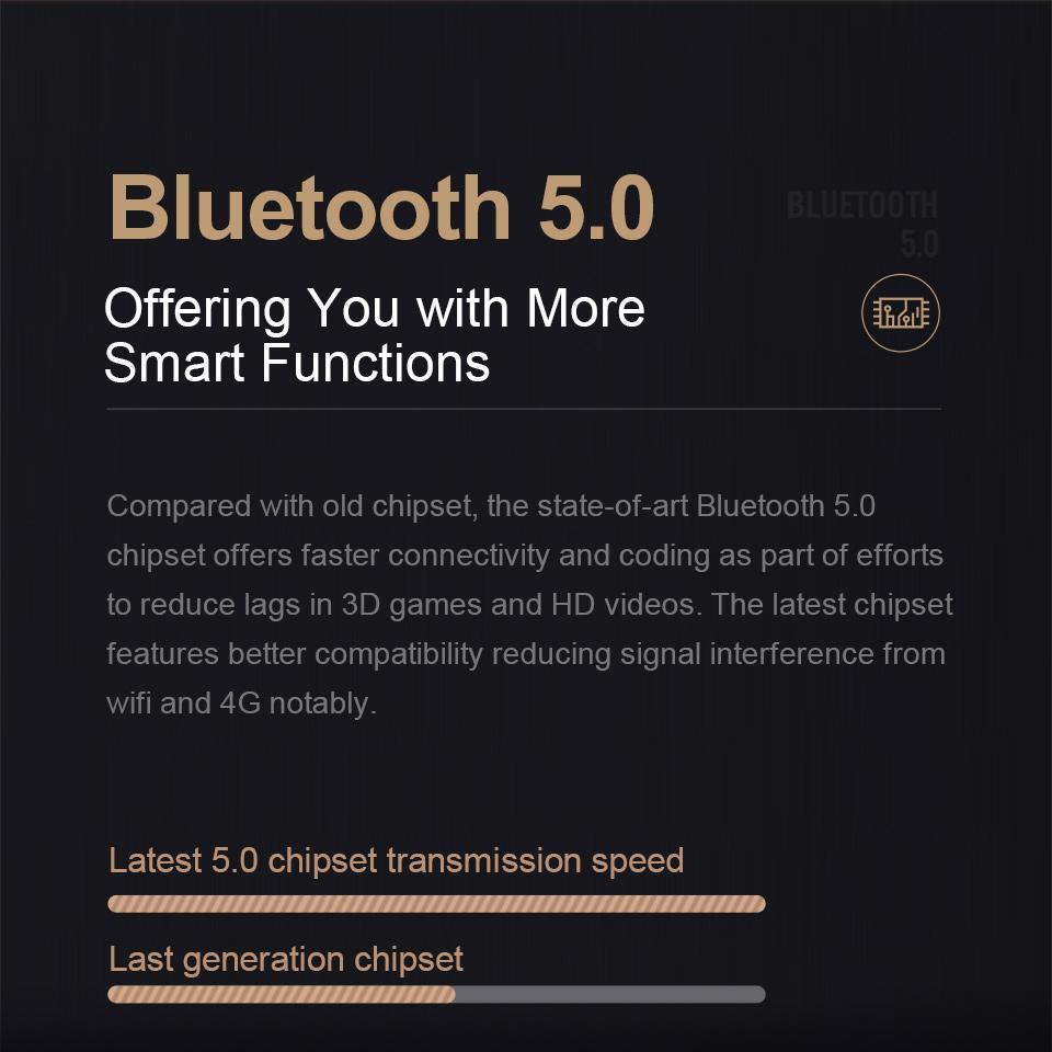 bluetooth 5.0 gt1 pro