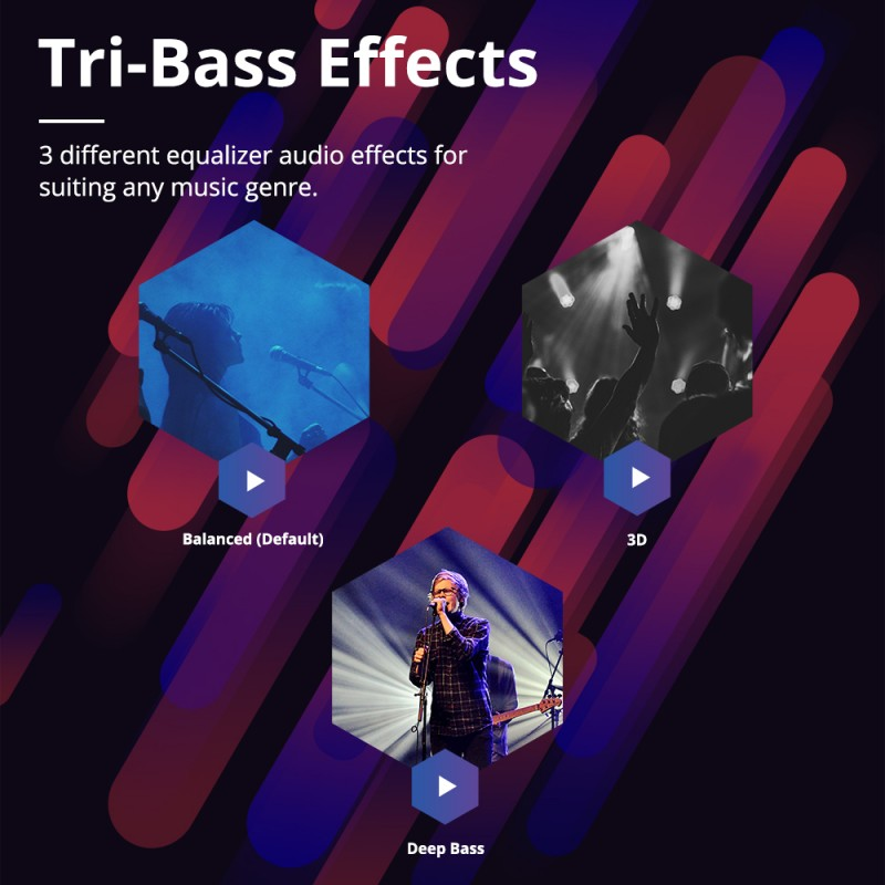 tribass effects