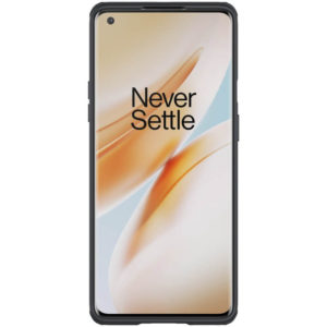 front view Nillkin CamShield Pro cover case for Oneplus 8 Pro