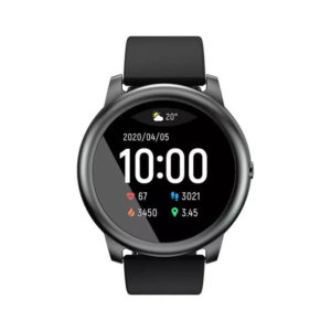 front view Haylou Solar Smart Watch LS05