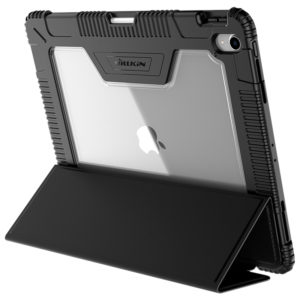Apple iPad Pro 12.9 (2018) Nillkin Bumper Leather Case side view back