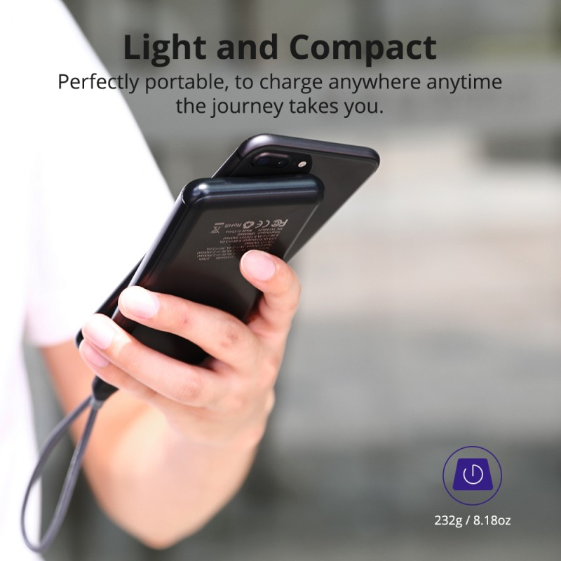 light and compact