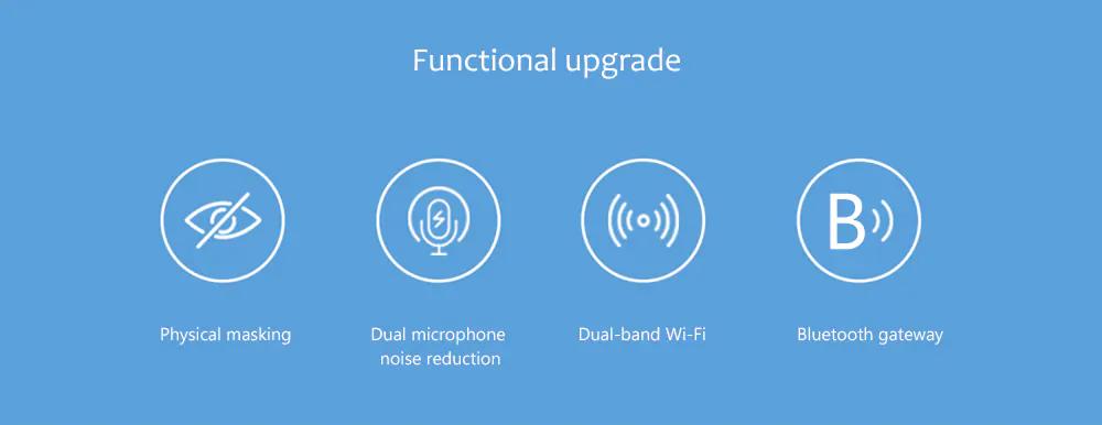 upgrade Xiaomi Smart Camera PTZ Pro