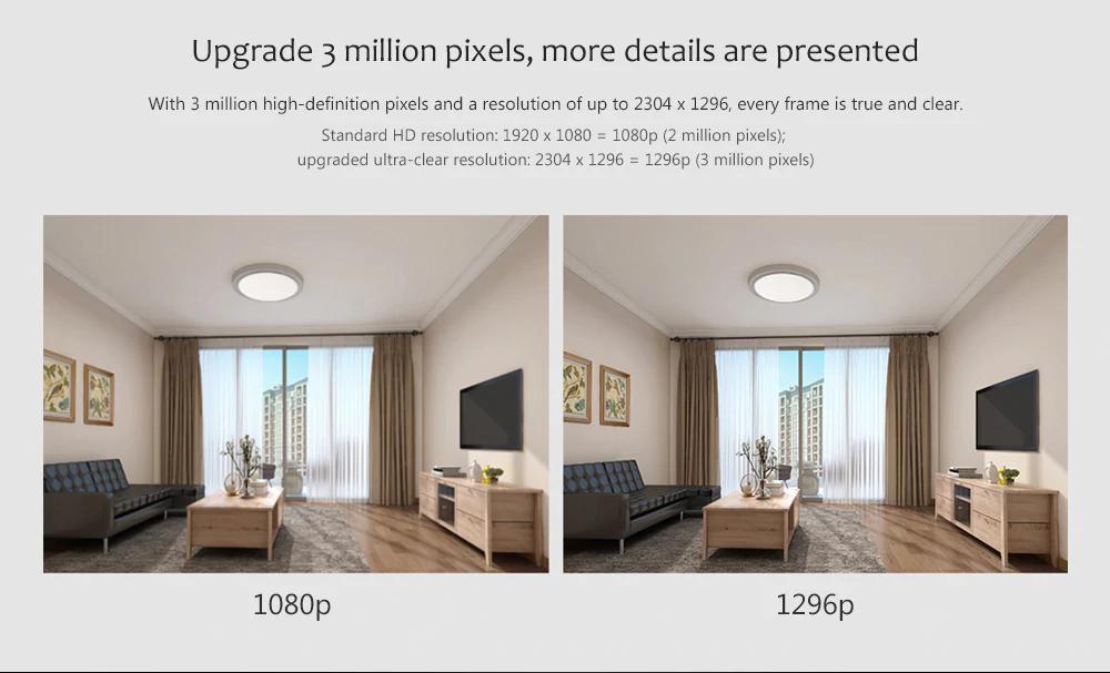 anfle Xiaomi Smart Camera PTZ Pro
