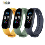 Mi Smart Band 5 Official Replacement Straps (3-Pack)