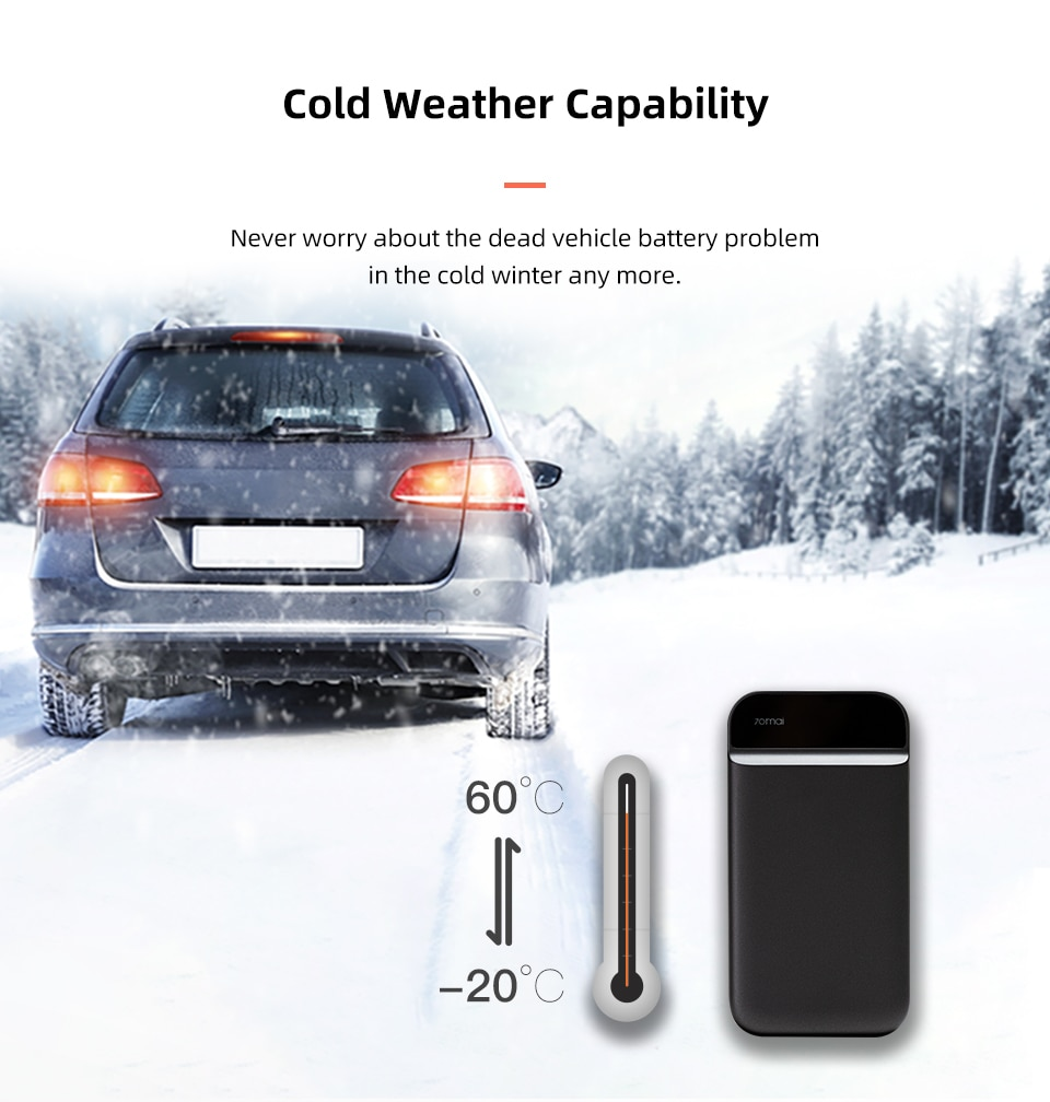 cold weather capability