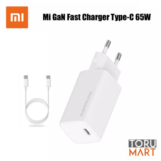 Xiaomi Mi 65W Fast Charger with GaN Tech