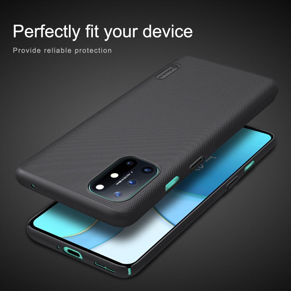 Nillkin Super Frosted Shield Matte cover case for Oneplus 8T Pakistan