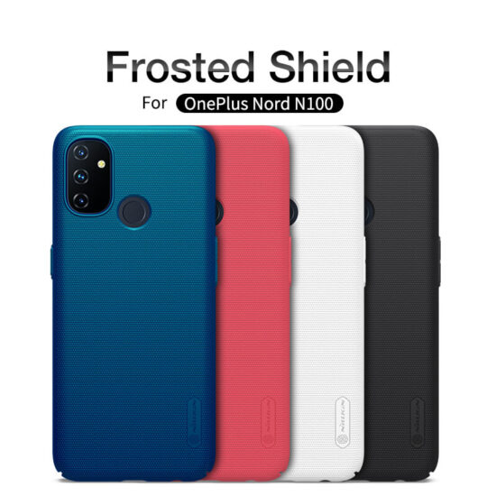 Nillkin Super Frosted Shield Matte cover case for Oneplus Nord N100