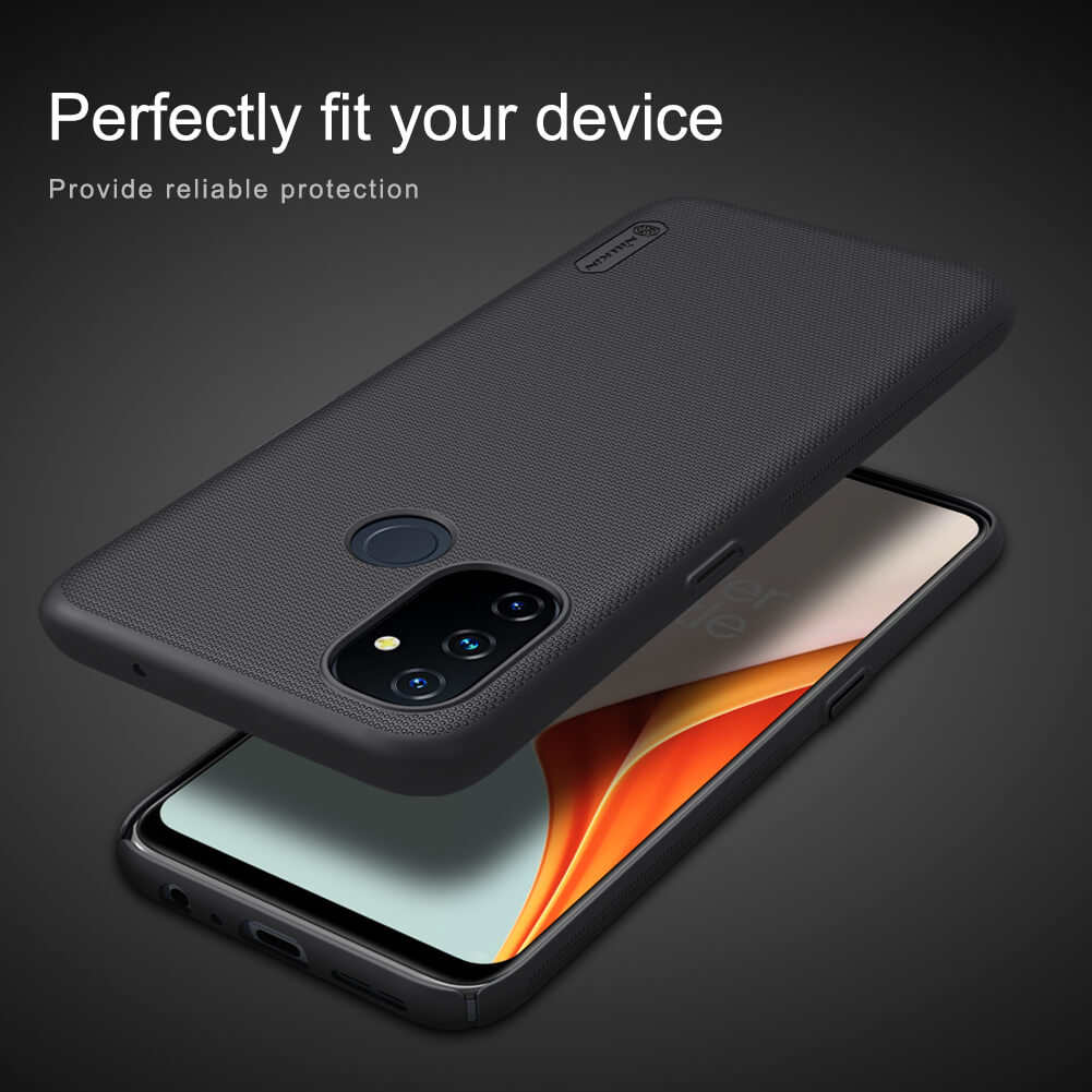 Nillkin Super Frosted Shield Matte cover case for Oneplus Nord N100 Pakistan