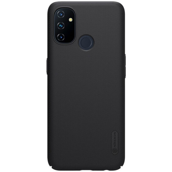 Nillkin Super Frosted Shield Matte cover case for Oneplus Nord N10 5G Black pakistan