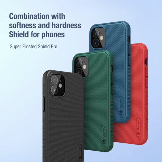 Nillkin Super Frosted Shield Pro Matte cover case for Apple iPhone 12 Mini 5.4