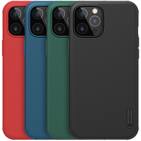 Nillkin Super Frosted Shield Pro Matte cover case for Apple iPhone 12, iPhone 12 Pro 6.1