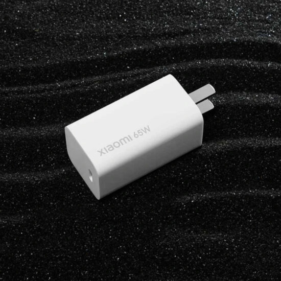 Xiaomi Mi 65W Fast Charger with GaN Tech - US PIN