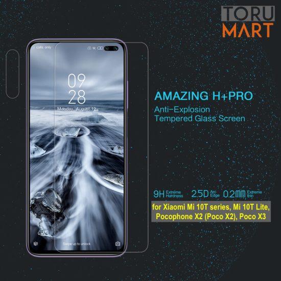 Nillkin Amazing H+ Pro tempered glass screen protector for Xiaomi Mi 10T