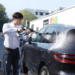 Lekong Handheld Cordless High Pressure Washer by Xiaomi