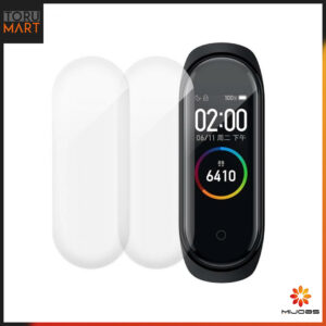 Mijobs Screen Protective Film for Mi Band 4 & 5 [ 2PC Pack ]