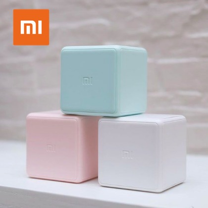 xiaomi mi magic cube controller for smart home white torumart pakistan. Black Bedroom Furniture Sets. Home Design Ideas
