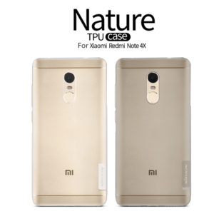 Nillkin-Nature-Series-TPU-case-for-Xiaomi-Redmi-Note-4x-1