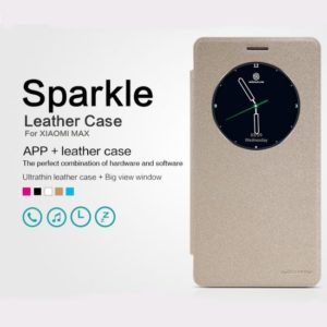 Nillkin-Sparkle-Leather-Flip-Cover-for-Mi-Max-550×550