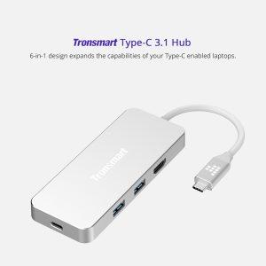 Tronsmart-CTHA1-Type-C-Hub-1