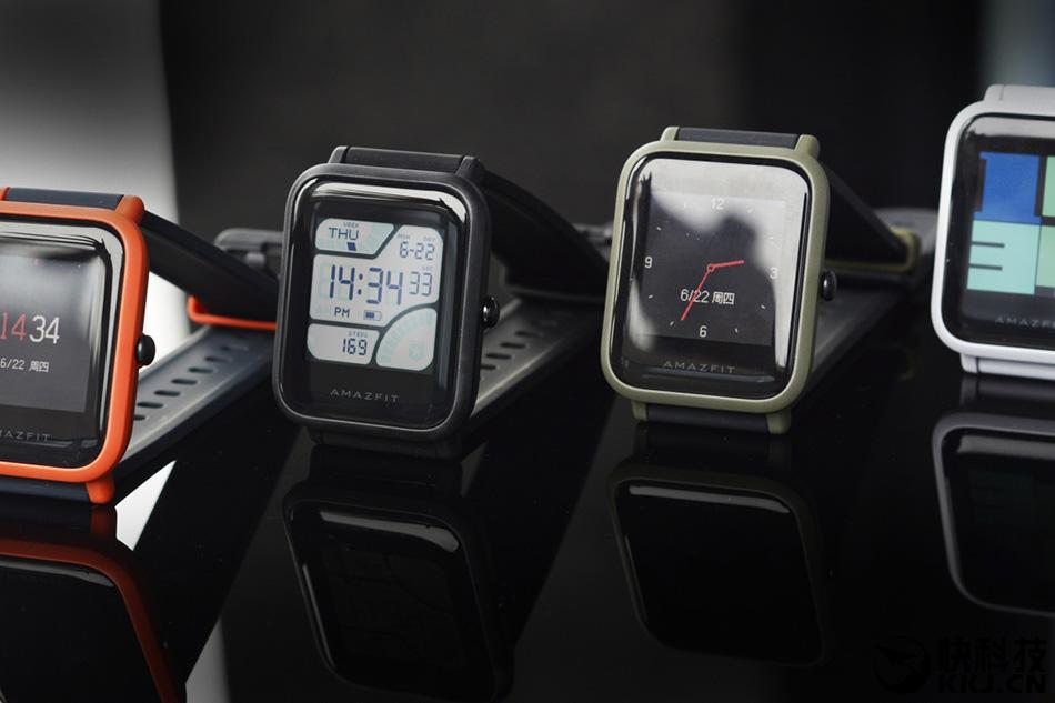 Review Xiaomi Amazfit Bip Pace Lite Fitness Smartwatch