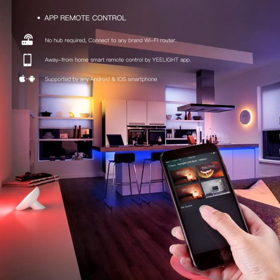 Xiaomi YEELIGHT Smart LED Light Strip