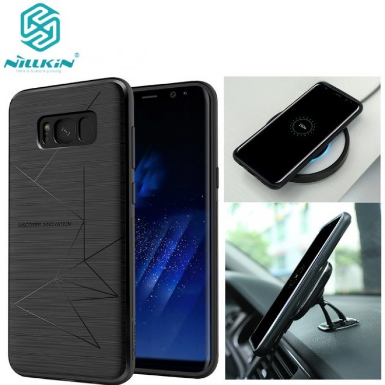 new concept 371c4 a4498 Nillkin Magnetic Magic Case For Samsung Galaxy S8